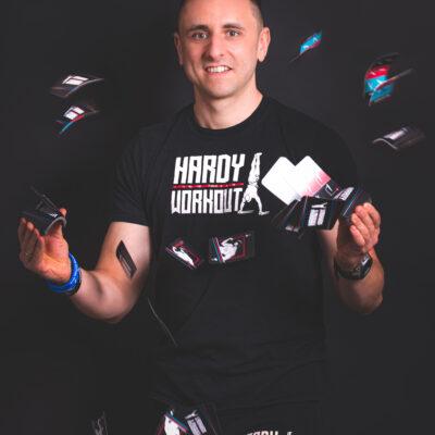 Karty Hardy Workout! Karty treningowe!